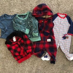 6 month boy bundle